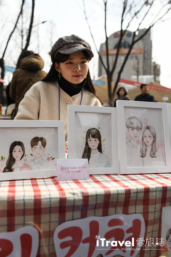 弘大自由市場 Hongdae Art Freemarket (5)
