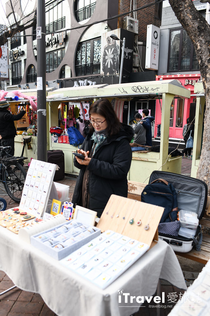 弘大自由市場 Hongdae Art Freemarket (24)