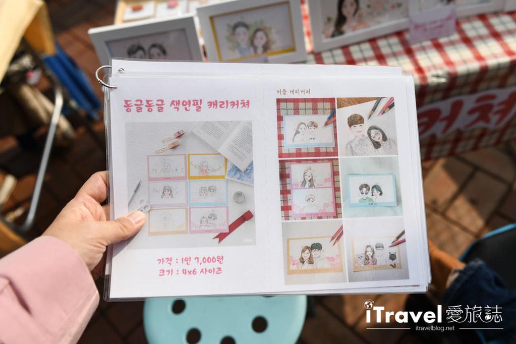 弘大自由市場 Hongdae Art Freemarket (4)
