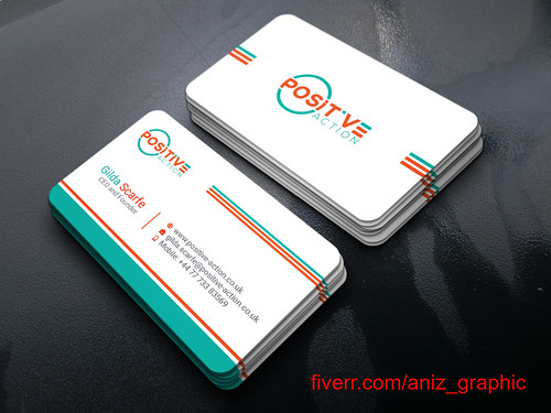 do unique business card design