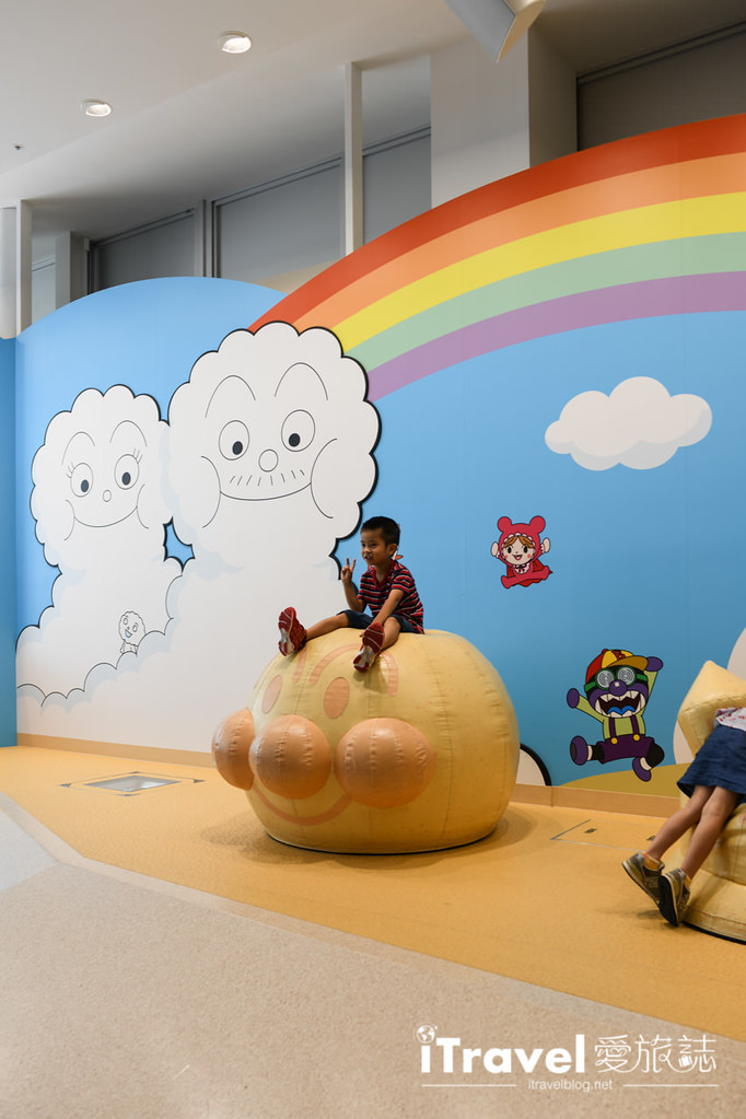 橫濱麵包超人兒童博物館 Yokohama Anpanman Children's Museum & Mall (19)