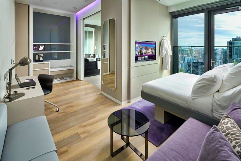 YOTEL Singapore Orchard Road 3