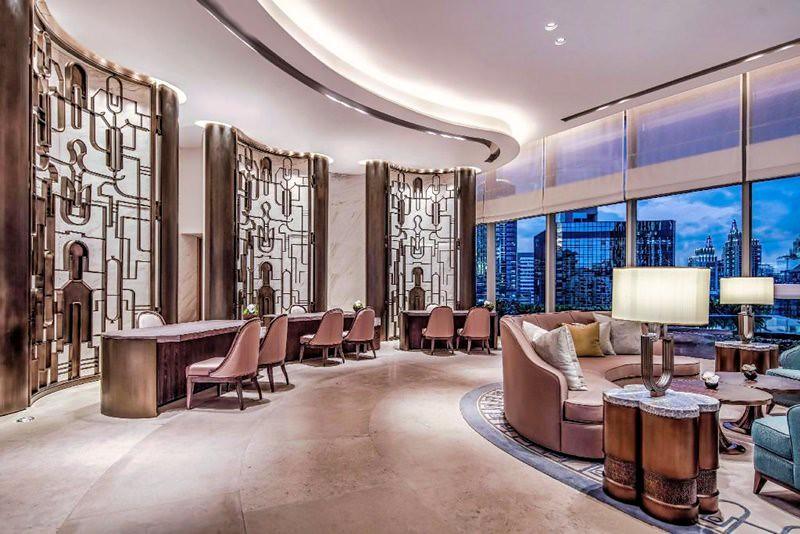 Waldorf Astoria Bangkok 1