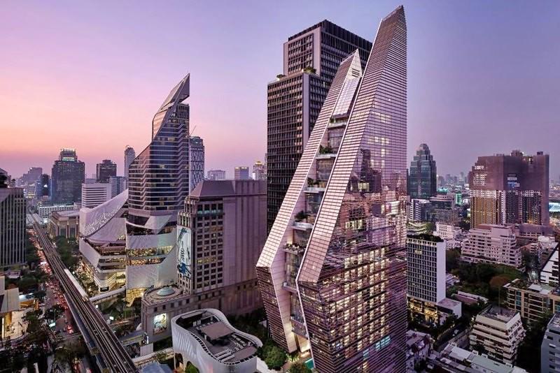 Rosewood Bangkok 1