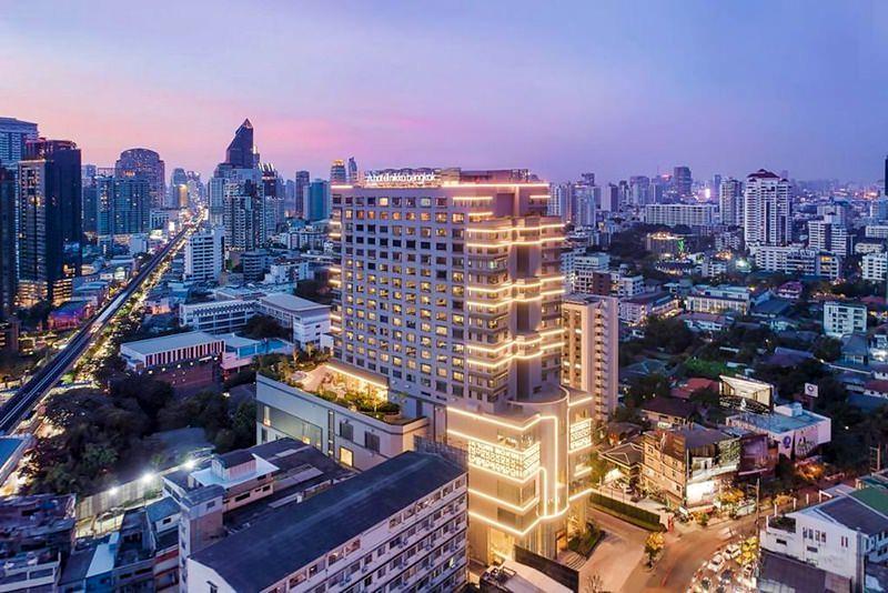 Hotel Nikko Bangkok 1