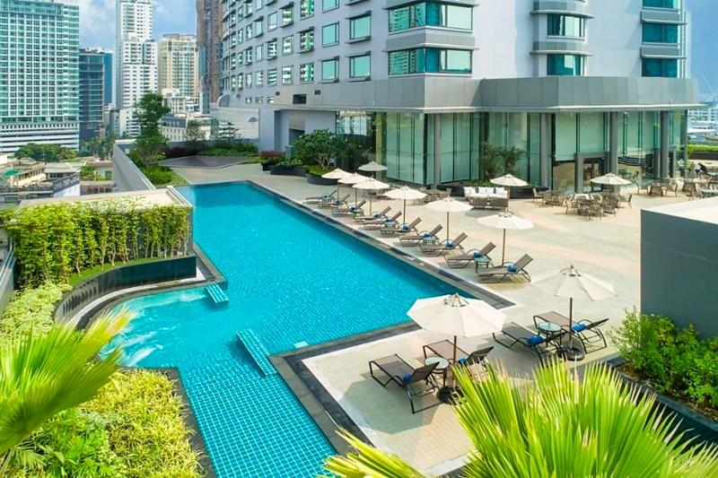 Hotel Nikko Bangkok 5