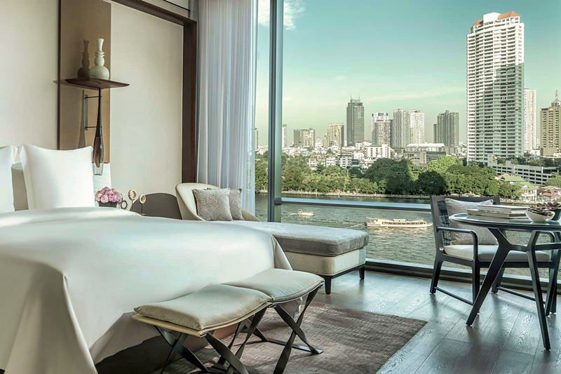 Four Seasons Hotel Bangkok at Chao Praya River 3
