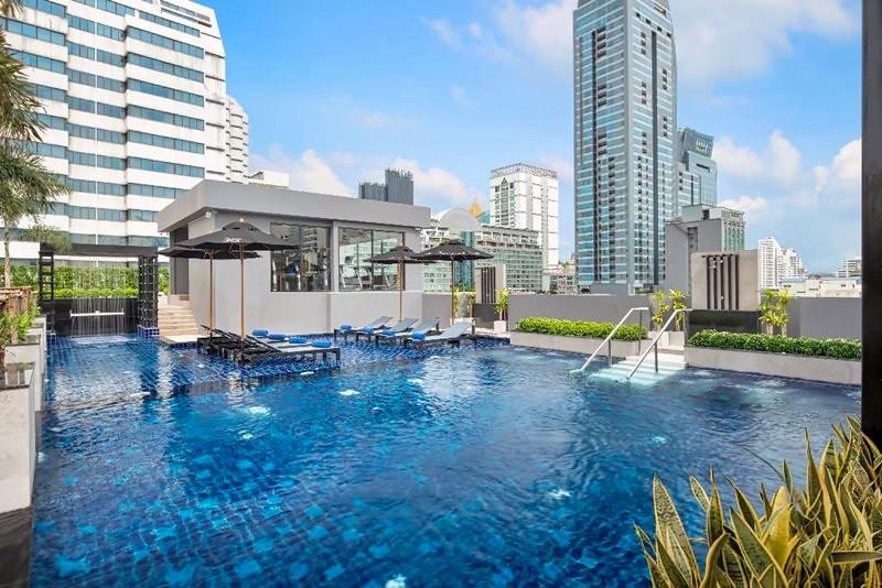 Eleven Hotel Bangkok 5