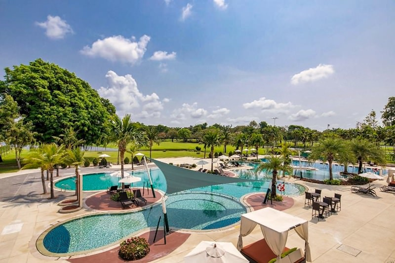 Eastin Thana City Golf Resort Bangkok 5