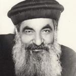 القمص ميخائيل يوسف عطا شقيق البابا كيرلس