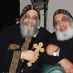 الانبا كيرلس آفا مينا أسقف ورئيس دير مارمينا مريوط