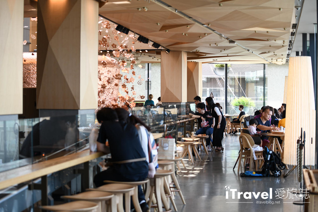 東京星巴克臻選東京烘焙工坊 Starbucks Reserve Roastery Tokyo (59)