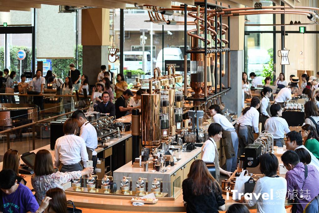 東京星巴克臻選東京烘焙工坊 Starbucks Reserve Roastery Tokyo (10)