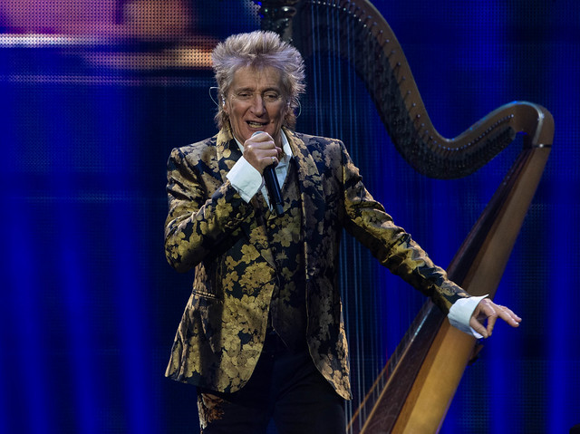 Rod Stewart - SSE Hydro Glasgow 28th November 2019