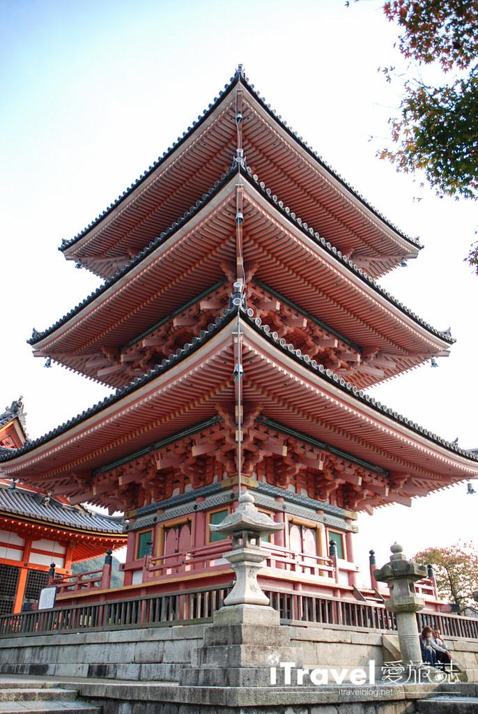 京都清水寺 Kiyomizu Temple (6)