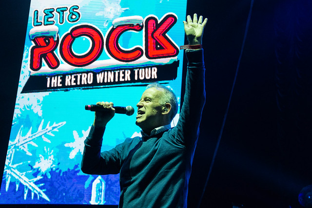 Peter Coyle ExLotus Eaters - Lets rock Retro SSE Hydro
