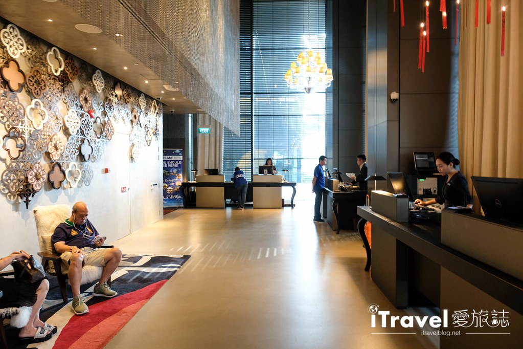 新加坡南灣萬豪飯店 JW Marriott Hotel Singapore South Beach (6)