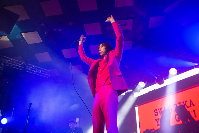 Primal Scream - Barrowland Glasgow 17th December 2019