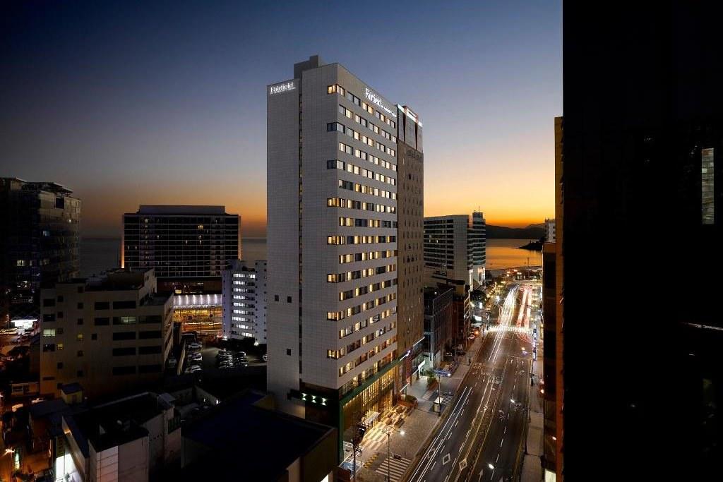 Fairfield by Marriott Busan 1