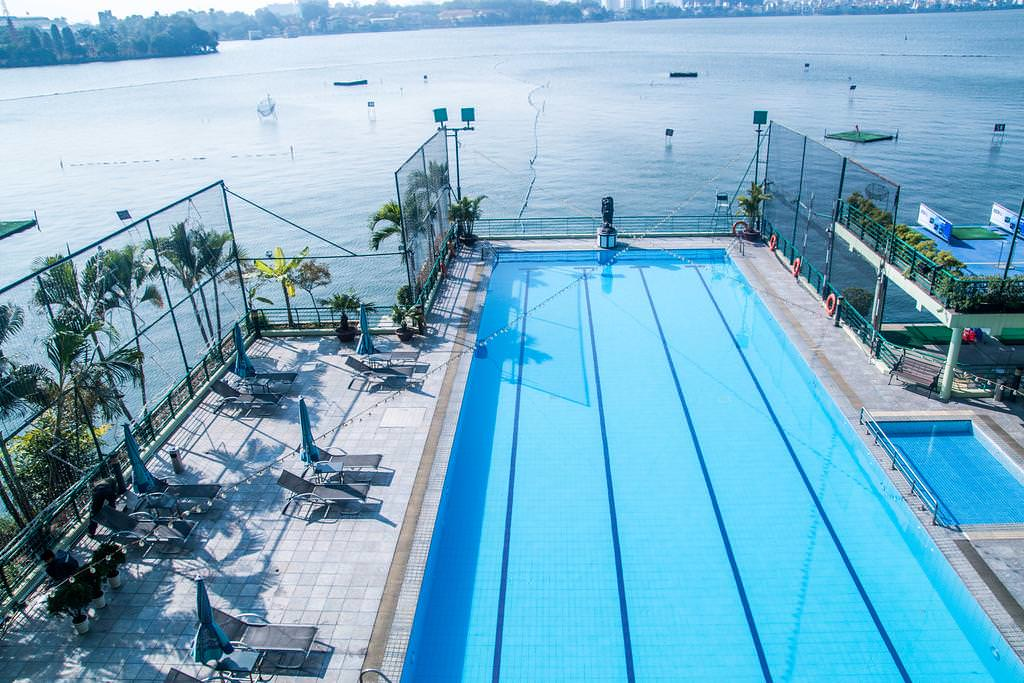 The Hanoi Club Hotel & Lake Palais Residences 5