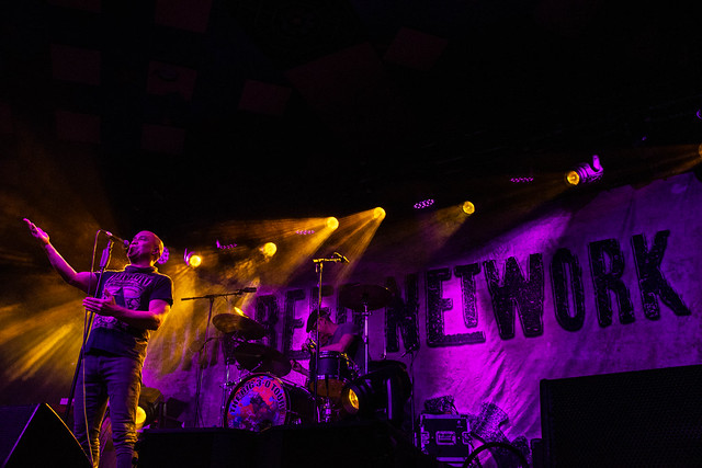Dan Reed Network - The Big 3-0 Tour Barrowland Glasgow 21st December 2019