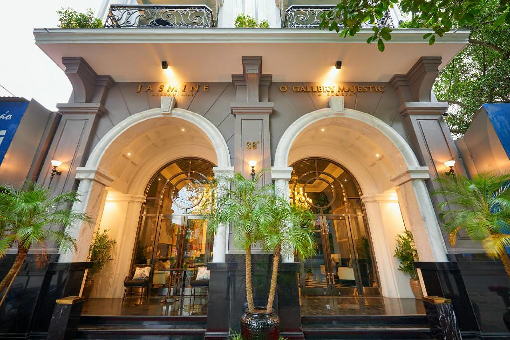 Ogallery Majestic Hotel and Spa 1