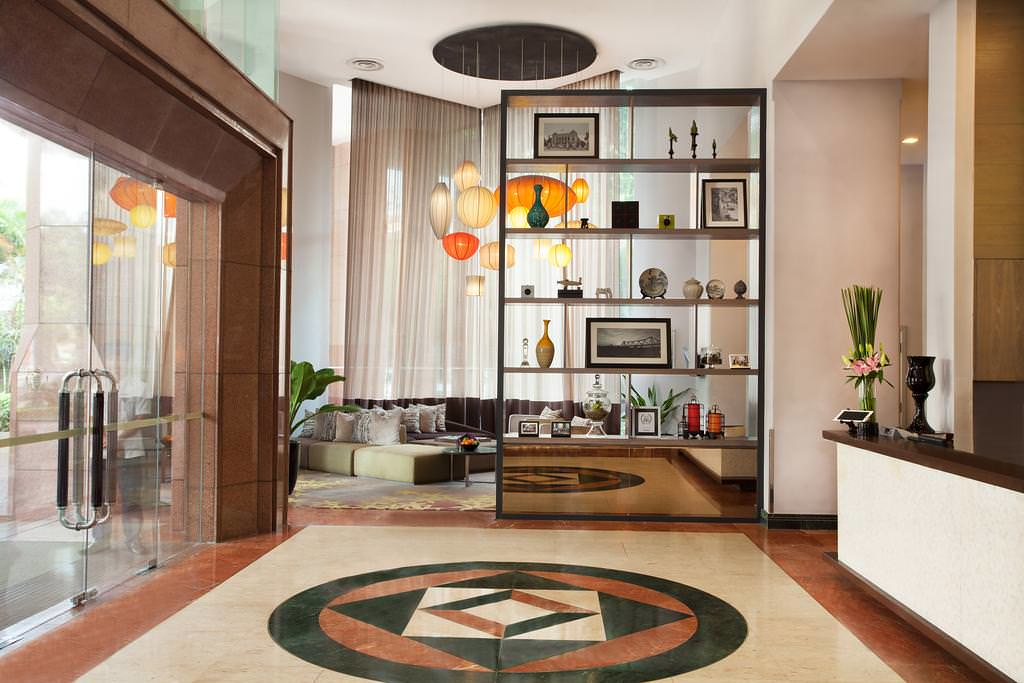 Somerset Grand Hanoi Serviced Residences 1