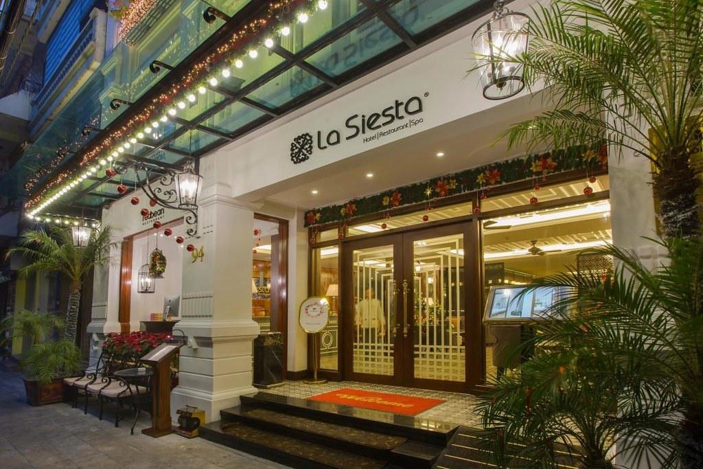 Hanoi La Siesta Hotel and Spa 1