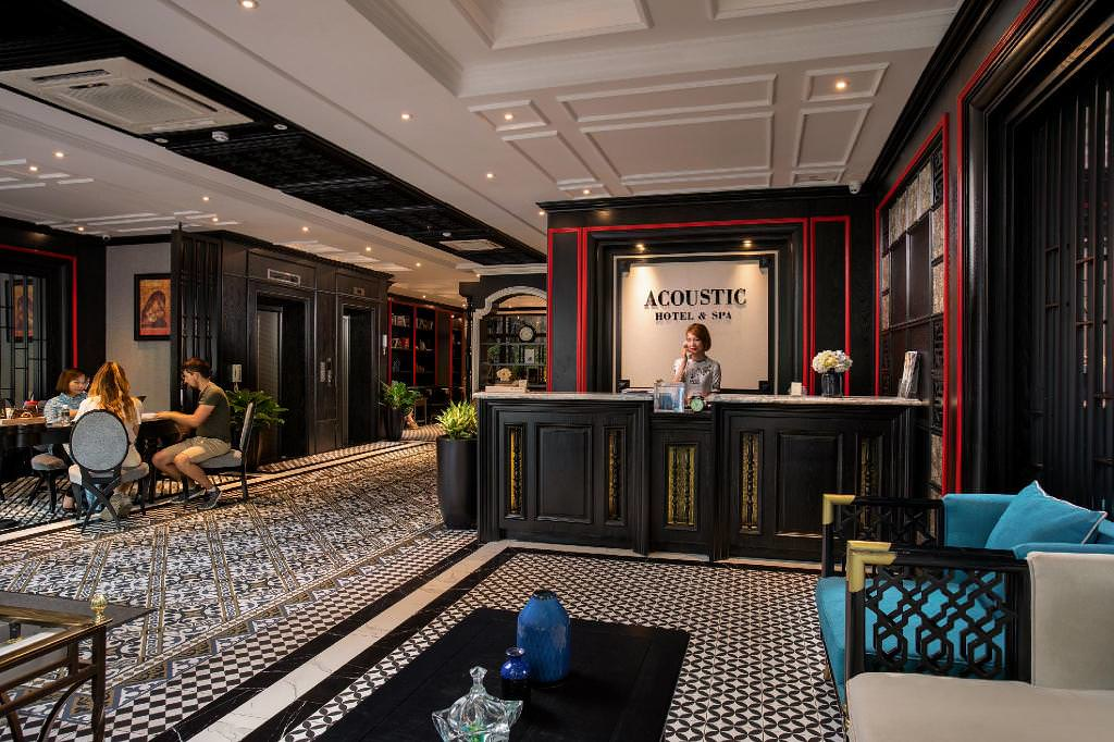 Acoustic Hotel & Spa 2