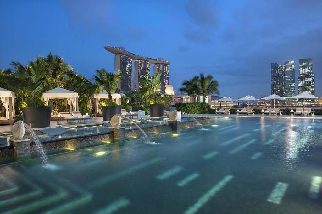Mandarin Oriental Singapore 5
