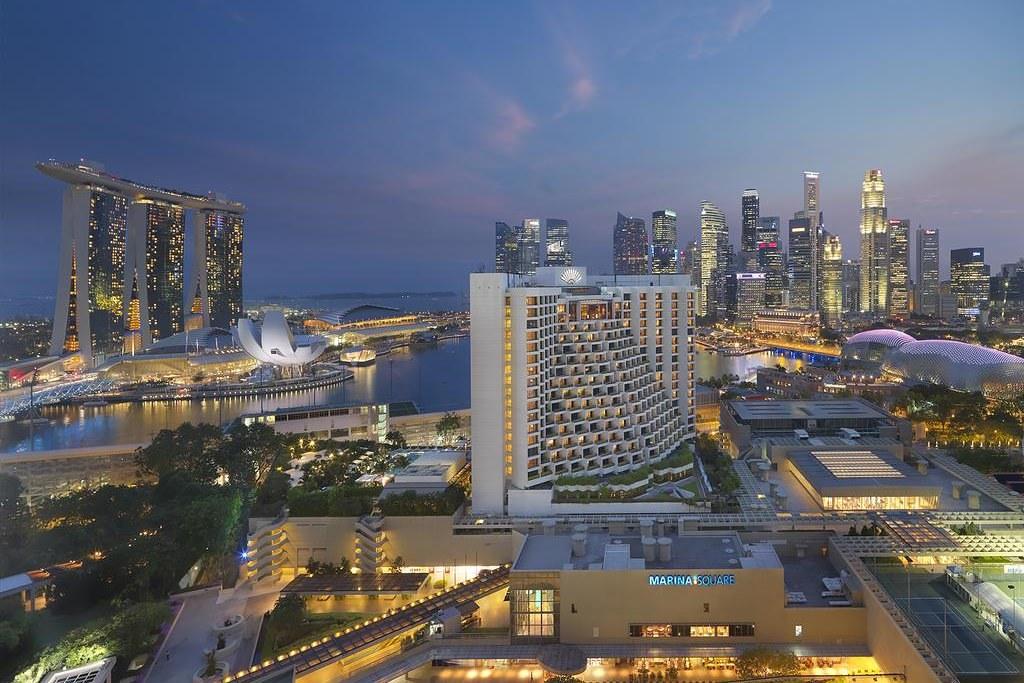 Mandarin Oriental Singapore 1