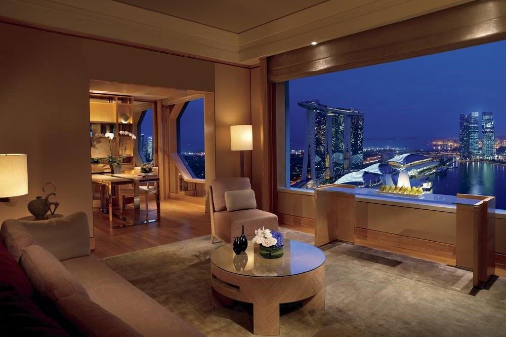 The Ritz-Carlton, Millenia Singapore 4