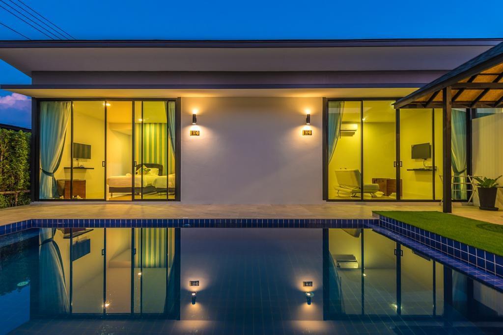 Les Palm Taraburi Pool Villa 3