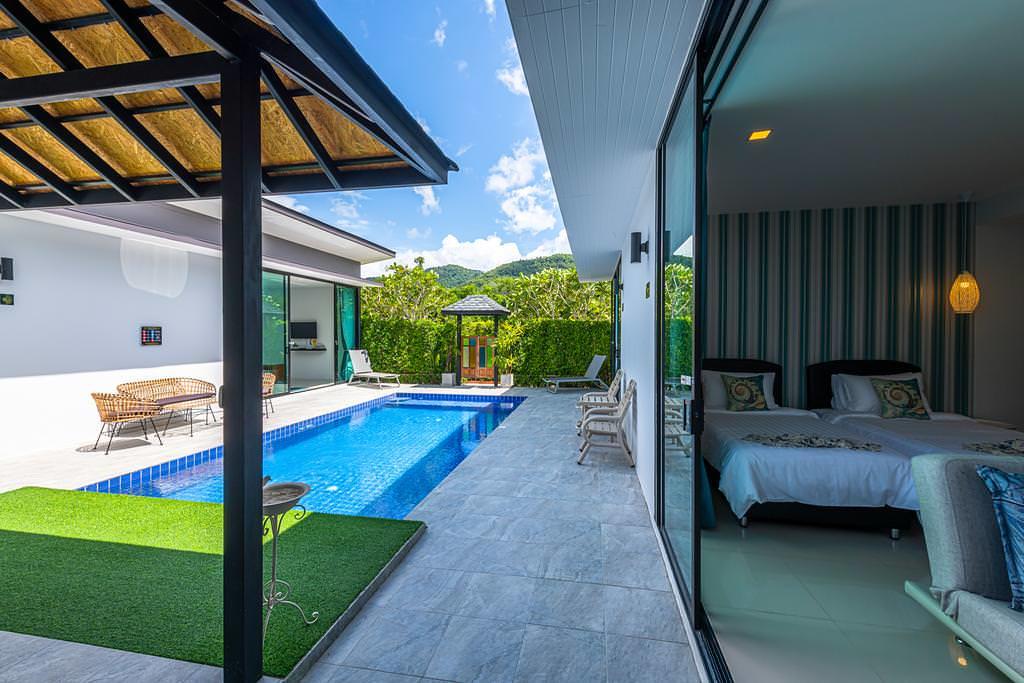 Les Palm Taraburi Pool Villa 2