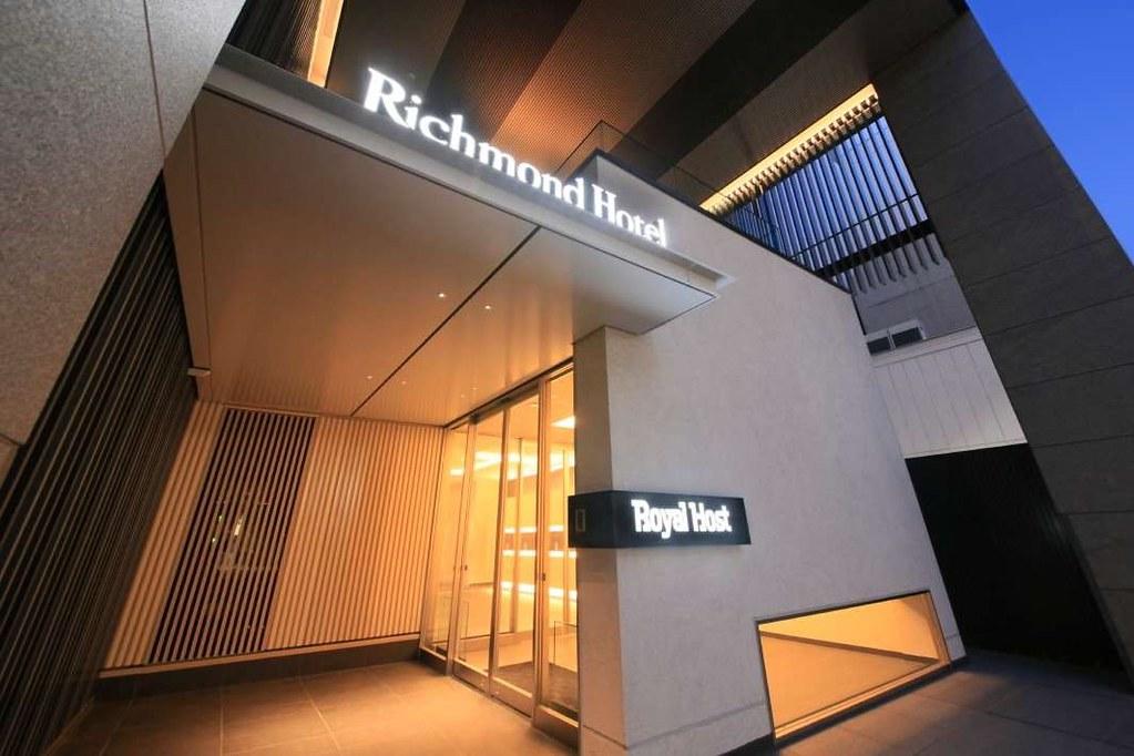 Richmond Hotel Tenjin Nishidori 1
