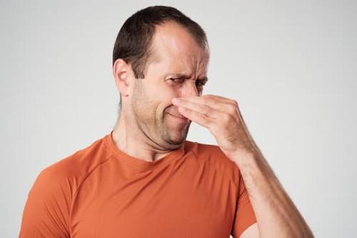 Smelly Gas Remedy