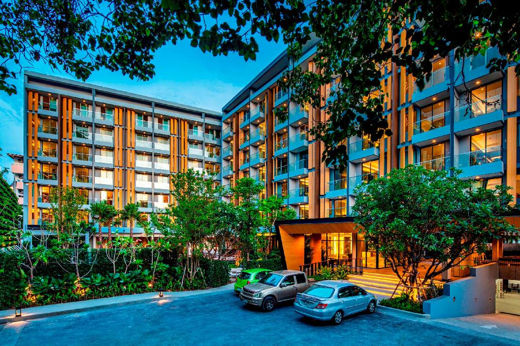 Hotel Amber Pattaya 1