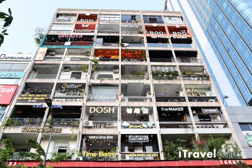 胡志明市咖啡公寓 The Cafe Apartment (4)