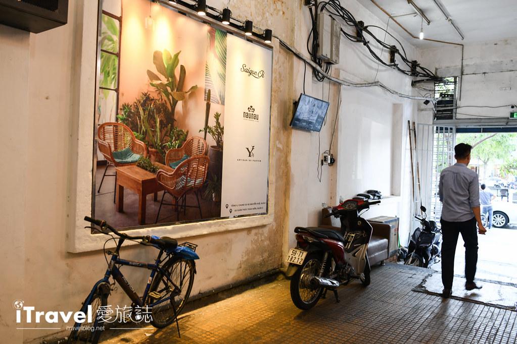 胡志明市咖啡公寓 The Cafe Apartment (8)