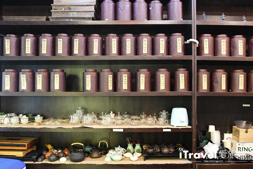 胡志明市咖啡公寓 Orient Tea (8)