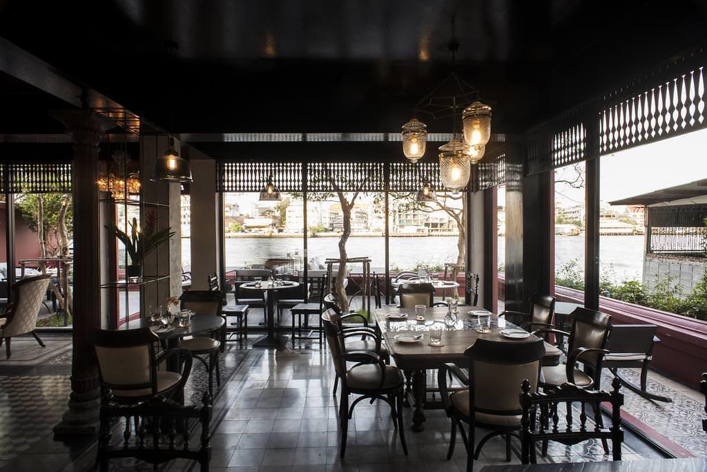 Amdaeng Bangkok Riverside Hotel 4