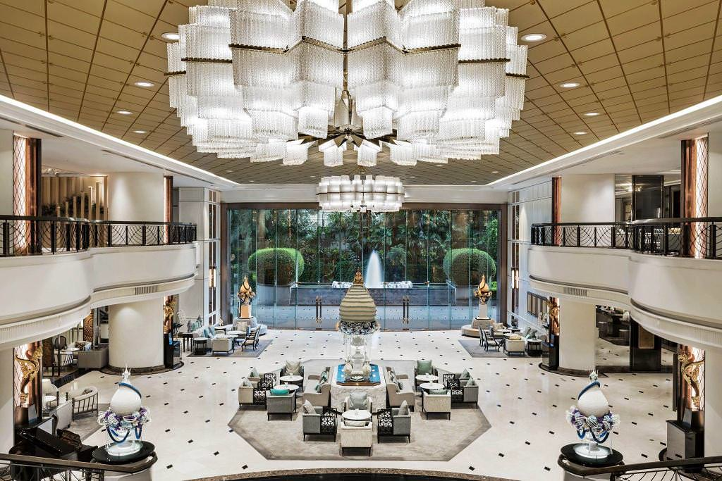 The Athenee Hotel A Luxury Collection Hotel Bangkok 2