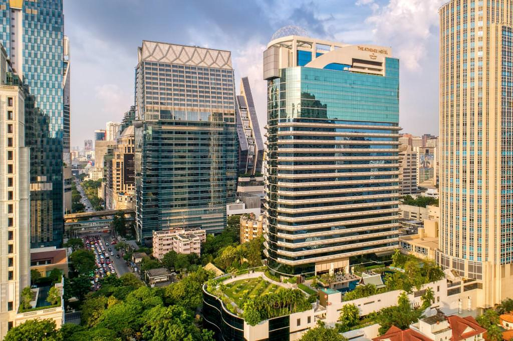 The Athenee Hotel A Luxury Collection Hotel Bangkok 1