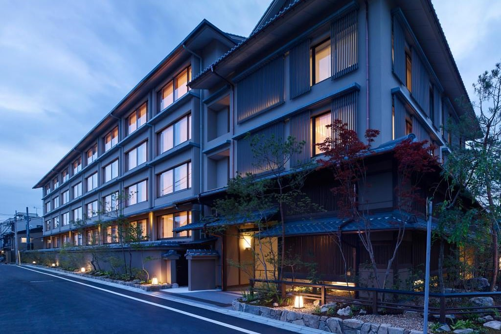 Hotel The Celestine Kyoto Gion 1