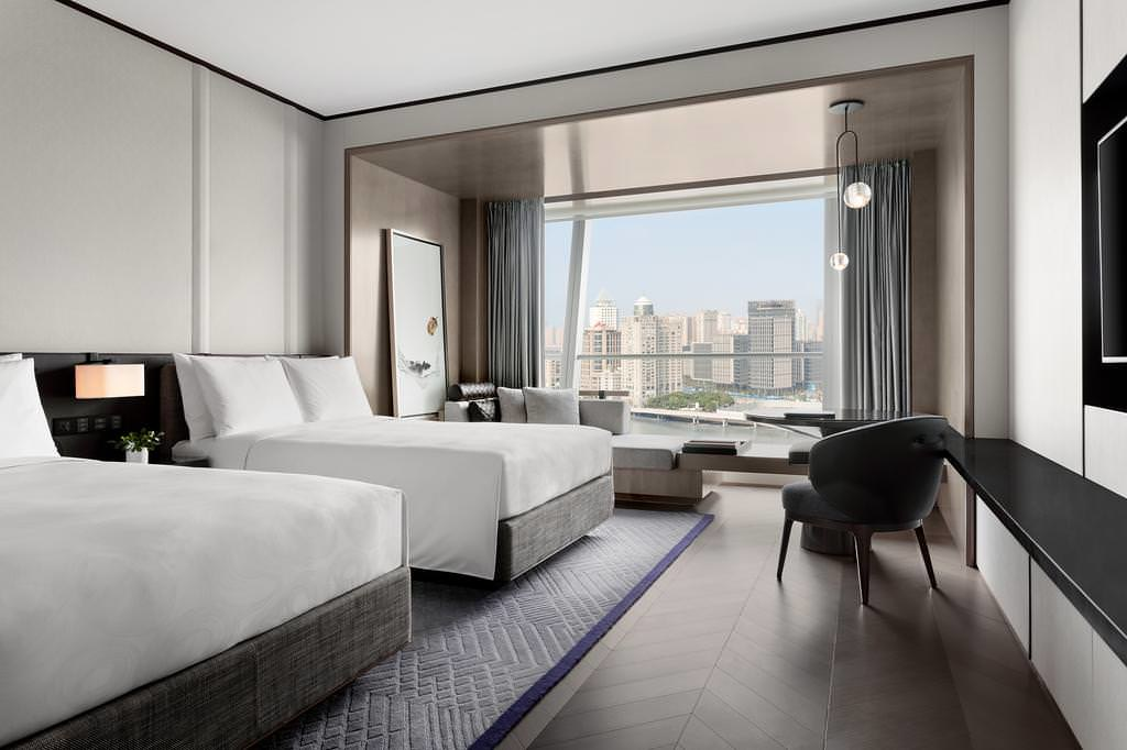 JW Marriott Marquis Hotel Shanghai Pudong 2