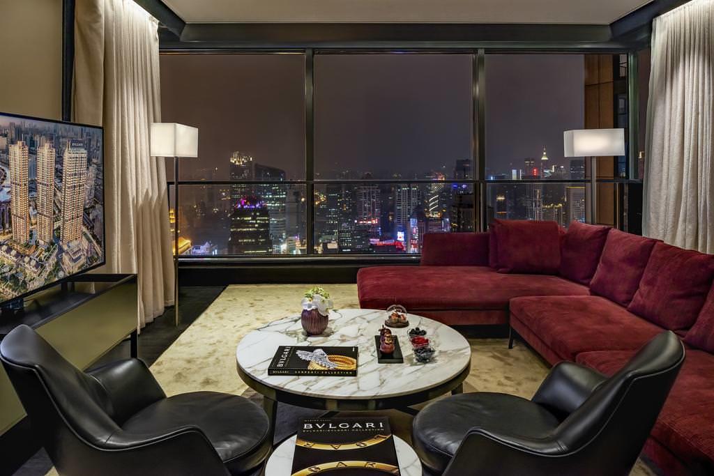 Bulgari Hotel Shanghai 4