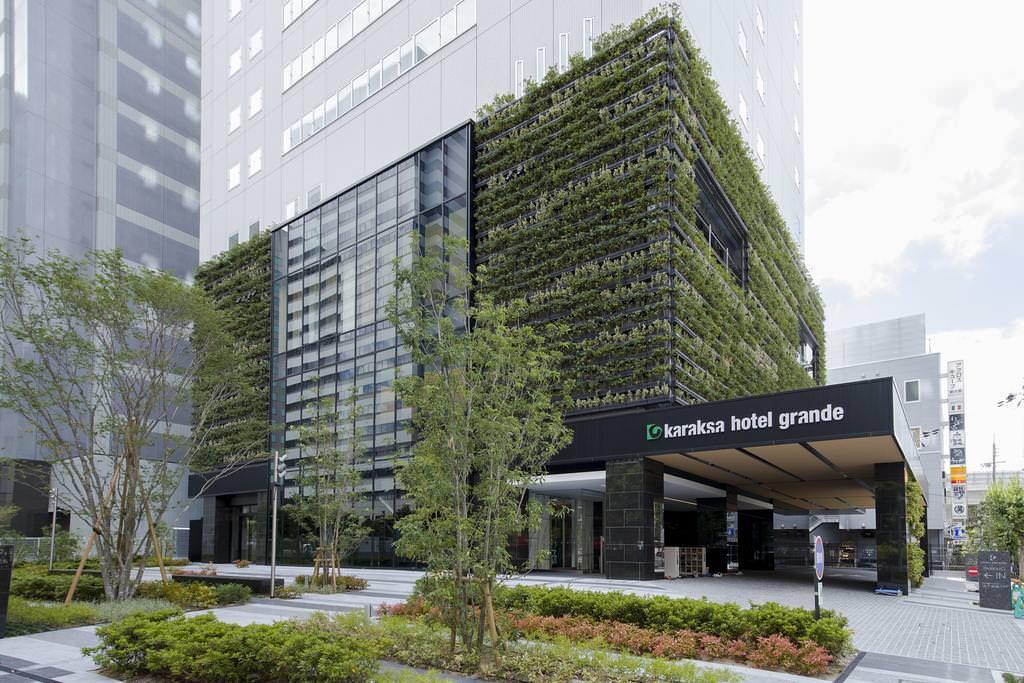 Karaksa hotel grande Shin-Osaka Tower 1