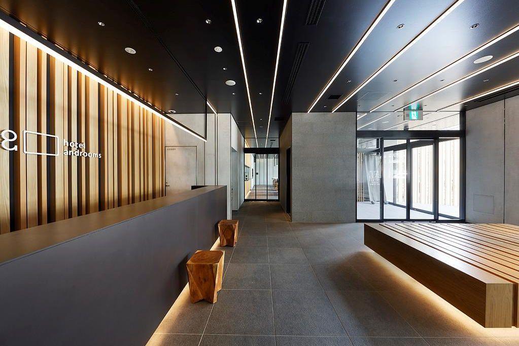 Hotel Androoms Shin-Osaka 1