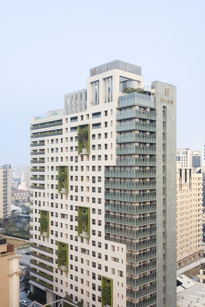 The Huan Hotel Taichung 1