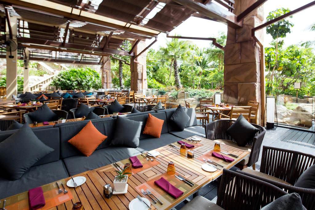 Centara Grand Mirage Beach Resort 4